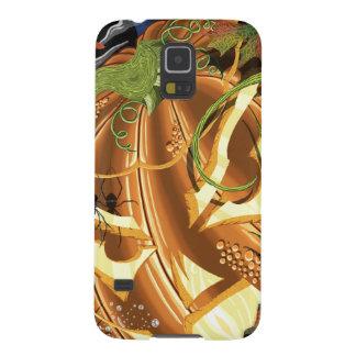 Cheshire Pumpkin Galaxy S5 Case
