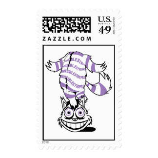cheshire the cat stamps