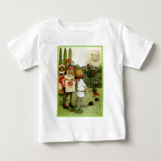 Chesire Cat Infant T-shirt with border
