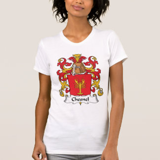 Chesnel Family Crest Shirts
