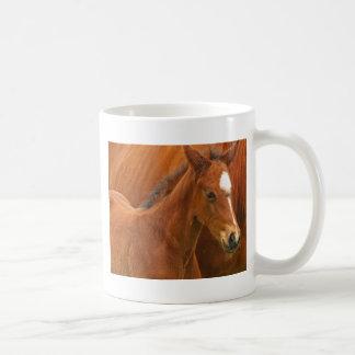 Chesnut Foal Coffee Mug
