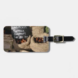 Chesnuts Bag Tags