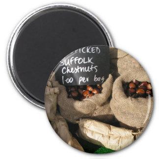 Chesnuts Magnet