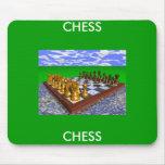 chess1, AJEDREZ, AJEDREZ Alfombrillas De Ratón