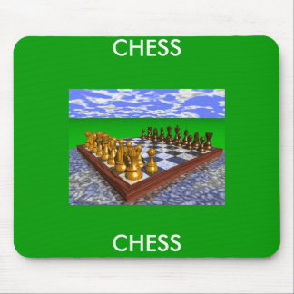 chess1, CHESS, CHESS Mouse Pad