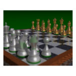 chess30002400 to 30x24 = 29x23 poster