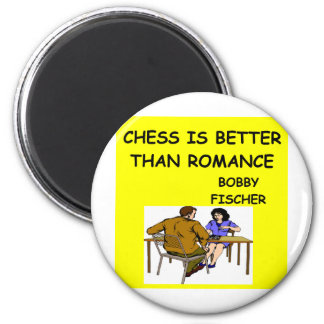 CHESS 2 INCH ROUND MAGNET