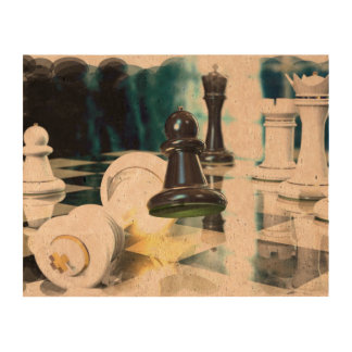 chess-39.jpg cork paper print