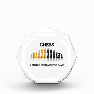 Chess A Purely Deterministic Game (Reflective Set) Award