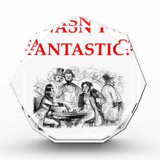 chess acrylic award