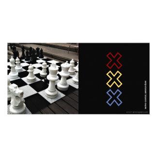 Chess Amstergram Card
