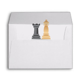 Chess Anyone Chess Pieces Envelope