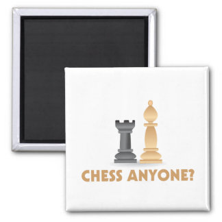 Chess Anyone Chess Pieces Magnets