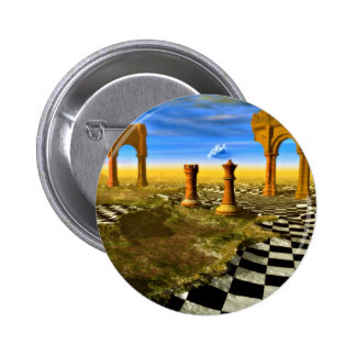 Chess Art Pins