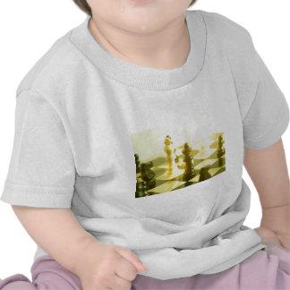Chess Board Baby T-Shirt