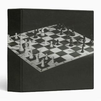 Chess Board Binder