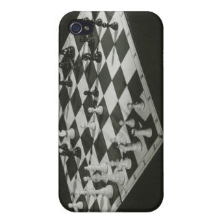 Chess Board iPhone 4/4S Cases