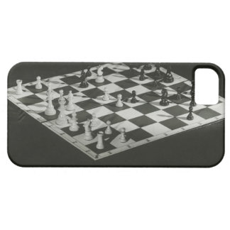 Chess Board iPhone 5 Cases