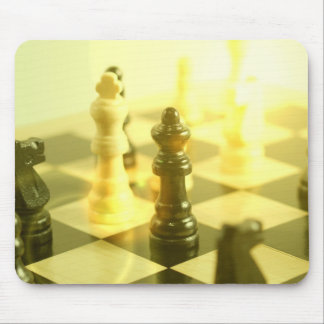 Chess Board Mouse Pad