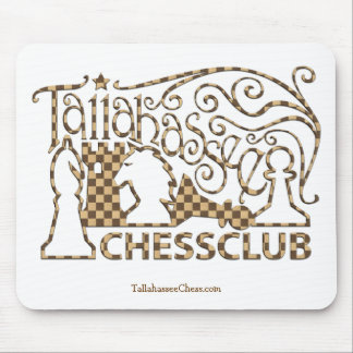 Chess Board Mousepad