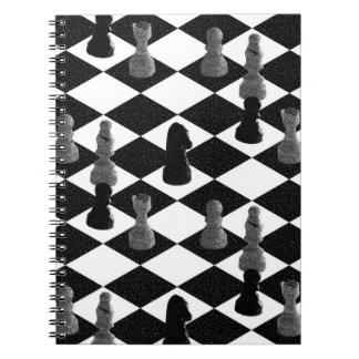 Chess Board Notebook