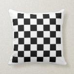 Chess Board Pillow
