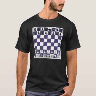 Chess Board rev T-Shirt