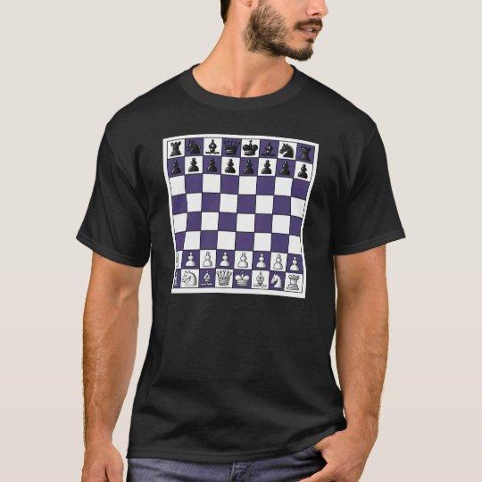 Chess Board rev T-Shirt