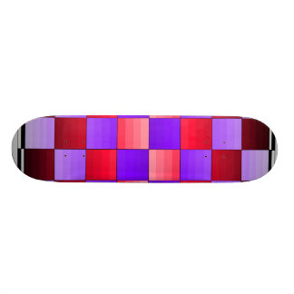 Chess Board Skateboard CricketDiane Design