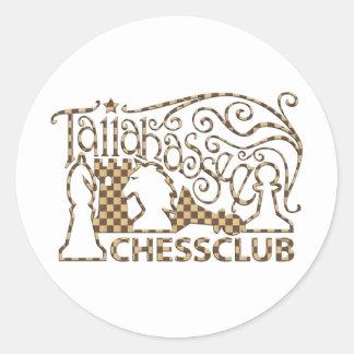 Chess Board Sticker