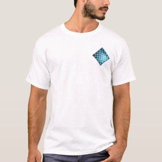 Chess board template T-Shirt