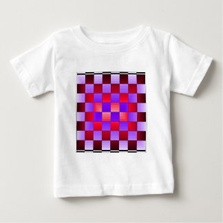 Chess Board X1 CricketDiane Spectrum Colors Baby T-Shirt