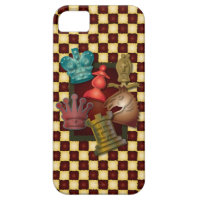 Chess Boxes iPhone 5 Case