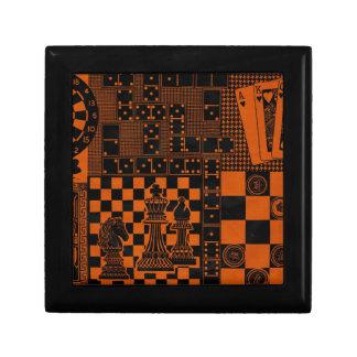 chess checkers dominos dominoes keepsake box