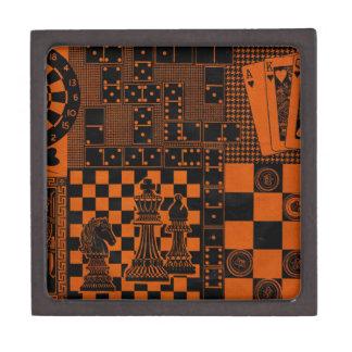 chess checkers dominos dominoes premium keepsake box