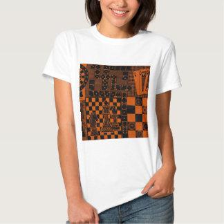 chess checkers dominos dominoes t shirt