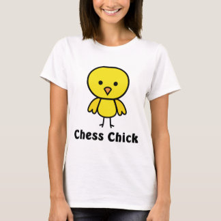 Chess Chick T-Shirt