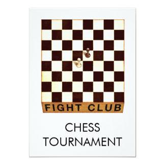 Chess Club Card