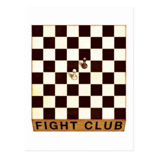 Chess Club Postcard