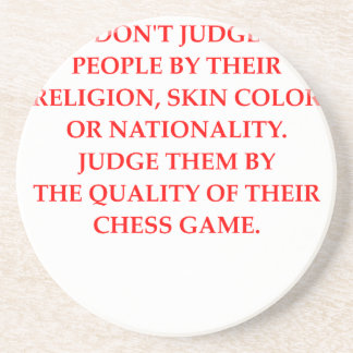 chess coasters