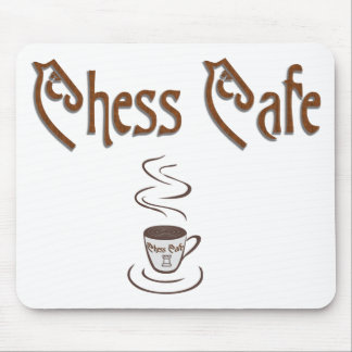 Chess Coffee Mouse Pad