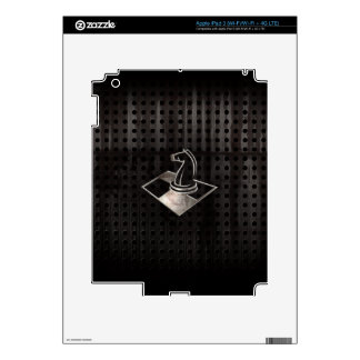 Chess; Cool Black Skins For iPad 3