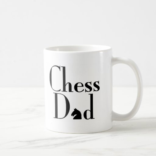 Chess Dad Coffee Mugs