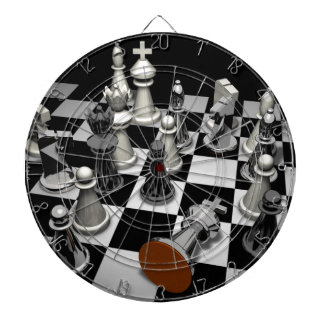Chess Dart Board