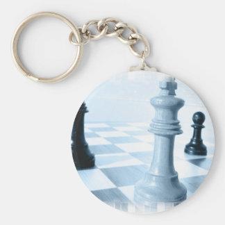 Chess Design  Keychain