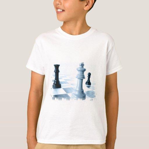 Chess Design Kid 39 S T Shirt Zazzle