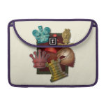 Chess Design King Queen Knight Bishop Pawn Sleeves For MacBooks