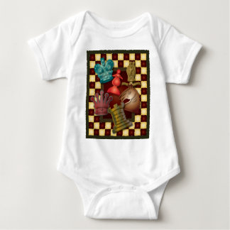 Chess Design King Queen Knight Bishop Pawn Shirt