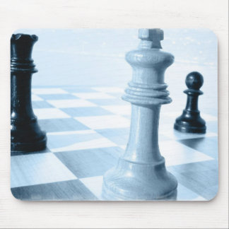 Chess Design  Mouse Pad