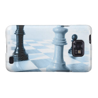 Chess Design  Samsung Galaxy Case Samsung Galaxy SII Covers